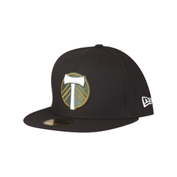 New Era Fitted Cap 59Fifty MLS Portland Timbers 6 7/8 - (54,9cm)