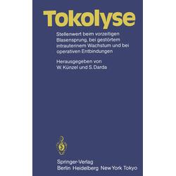 Tokolyse als Buch von Siegfried Darda/ Wolfgang Künzel