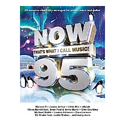 Now That's What I Call Music 95 (Piano Vocal Guitar Book) - Buch