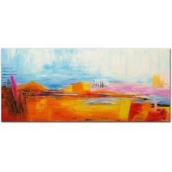 YS-Art Gemälde Jugendzeit 058