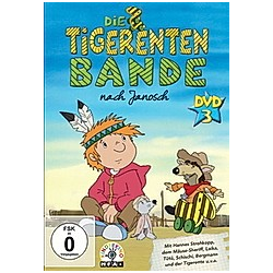 Die Tigerentenbande - DVD 03 - DVD  Filme