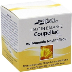 HAUT IN BALANCE Coupeliac aufbauende Nachtpflege 50 ml