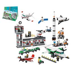 LEGO® Weltraum & Flughafen Set - 9335