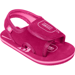 COLOR KIDS Baby Badeschuhe EDI für Jungen Badeschuh rosa 24/25