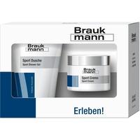 Hildegard Braukmann Sport Creme 50 ml + Sport Dusche 120 ml Geschenkset