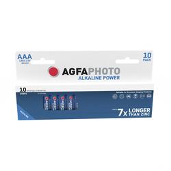 AgfaPhoto AAA Batterie (10 Stück)