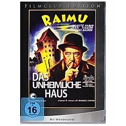 Das unheimliche Haus - DVD  Filme