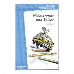 LÜK miniMalnehmen und Teilen 215