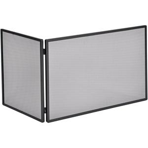 Firefix Funkenschutzgitter, mit Gittergeflecht, BxTxH: 75x45x50 cm schwarz