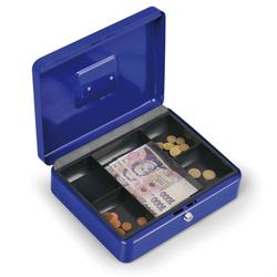 Geldkassette 90 x 300 x 240 mm, blau