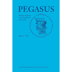 Pegasus / Pegasus 17: eBook von