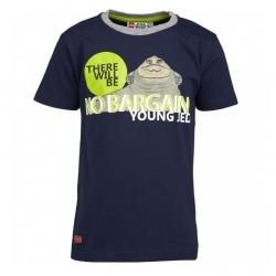 LEGO wear Thor 354 Star Wars T-Shirt midnight blue - Gr��e 104 Kinder