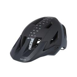 XLC Fahrradhelm XLC Enduro Helm BH-C31 Gr. 54-58, schwarz