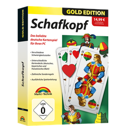 Schafkopf - Gold Edition