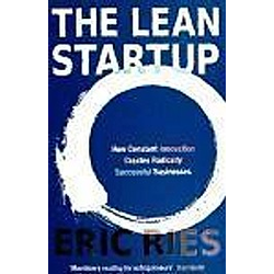 The Lean Startup. Eric Ries  - Buch