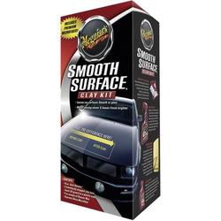 Meguiars Smooth Surface Clay Kit G1016 Autopflegeset 1 Set