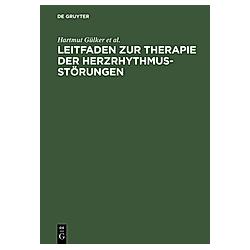 Leitfaden zur Therapie der Herzrhythmusstörungen - Buch