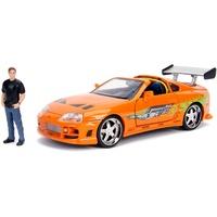Jada Spielzeug-Auto Fast & Furious 1995 Toyota Supra