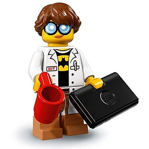 LEGO 71019 Minifiguren Ninjago Movie GPL Tech