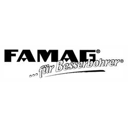 Famag Brandschutz-Halogenleuchten-Gehäuse 2155.121.00