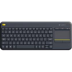 Logitech Wireless Touch Keyboard K400 Plus Tastatur