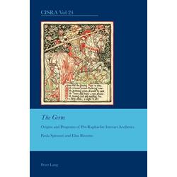 The Germ: Buch von Paola Spinozzi/ Elisa Bizzotto