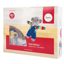 Rayher Nähset Woll-Elefant