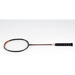 Bandito Badmintonschläger Profi - schwarz / orange