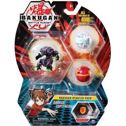 Spin Master Sammelfigur Bakugan Starter-Pack mit 3 Bakugan (Mix 19)