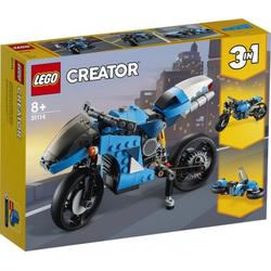 LEGO® Puzzle LEGO® Creator 31114 Geländemotorrad, Puzzleteile