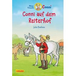 Carlsen Verlag Meine Freundin Conni Band 1: Conni auf dem Reiterhof (koloriert)