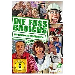Die Fussbroichs 2016