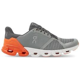 On Cloudflyer M grey/orange 42
