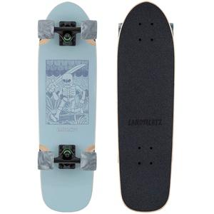 Landyachtz Dinghy Skateboard, 72 cm, 71,1 cm - Abenteuer