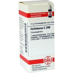 HELLEBORUS C 200 Globuli 10 g