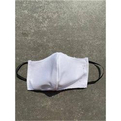 Mundschutz BaumwolleTextil, 1-lagig, 100% Baumwolle, waschbar, 5er Pack