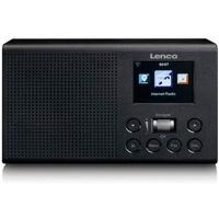 Lenco DIR-60 Radio Schwarz