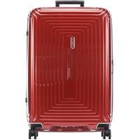 Samsonite Neopulse 4-Rollen 81 cm / 124 l metallic intense red