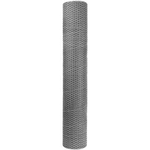 Drahtgitter / Volierendraht 13mm 6eck 1x25m verzinkt d=0.75mm