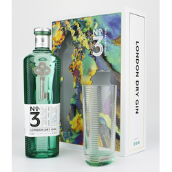 No. 3 London Dry Gin 46.0% 0,7 L