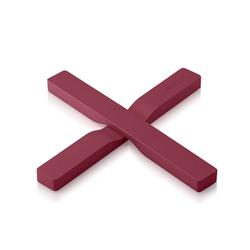Eva Solo Topfuntersetzer Topfuntersetzer magnetisch rot