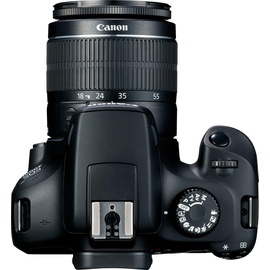 Canon EOS 4000D + 18-55mm DC III + 75-300mm III