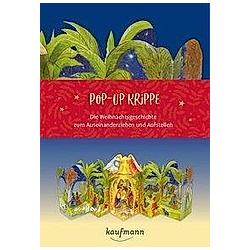 Pop-Up-Krippe