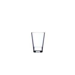 Mepal Becher Kunststoff Becher Kunststoffglas Flow (1-tlg) weiß
