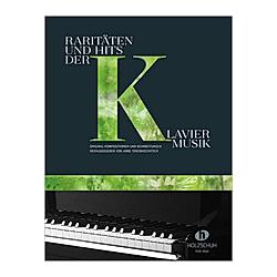 Raritäten und Hits der Klaviermusik  Klavier - Buch
