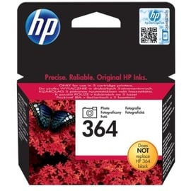 HP 364 photo schwarz (CB317EE)