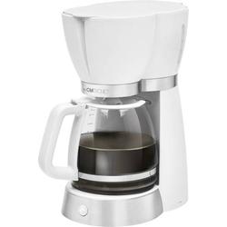 Clatronic KA 3689 Kaffeemaschine Weiß Fassungsvermögen Tassen=15