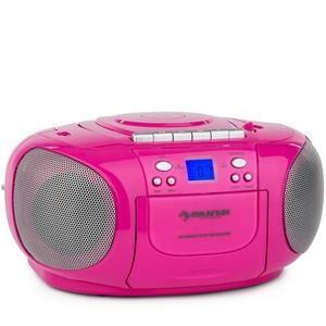 BoomGirl Ghettoblaster Pink