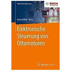 Elektronische Steuerung von Ottomotoren - Buch