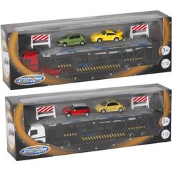 SPEED ZONE D/C Autotransporter